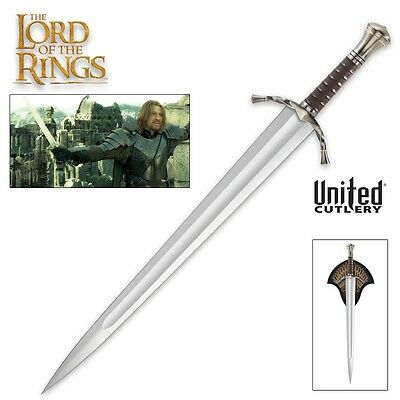LOTR Lord of The Rings Sword Of Boromir UC1400 *Officially Licensed*
