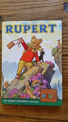 Rupert Annual 1964 - Lovely Book, Solid Spine - Most Magic Paintings Not Done