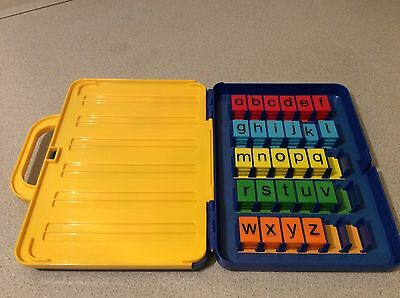 Cadaco Spell Time Spelling Game Learning Game Letters