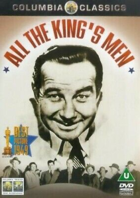All The King's Men [DVD] [2001] - DVD  U3VG The Cheap Fast Free Post