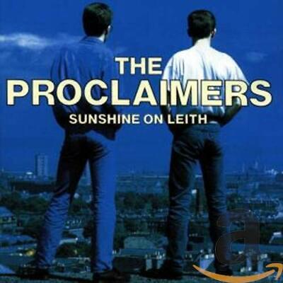 The Proclaimers - Sunshine on Leith - The Proclaimers CD B1VG The Cheap Fast The