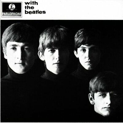 The Beatles - With The Beatles - The Beatles CD ACVG The Cheap Fast Free Post