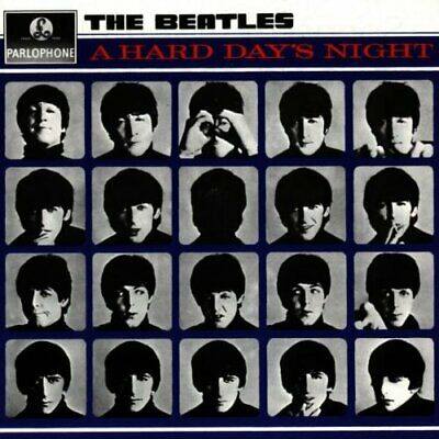 The Beatles - A Hard Day's Night - The Beatles CD AFVG The Cheap Fast Free Post