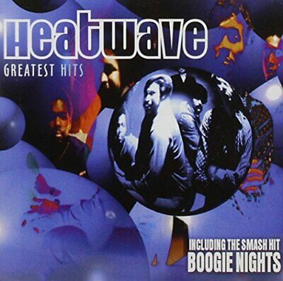 Heatwave - Greatest Hits - Heatwave CD YLVG The Cheap Fast Free Post The Cheap