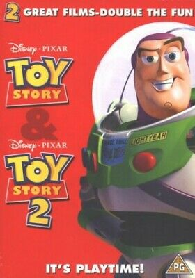 Toy Story & Toy Story 2 [DVD] [2000] - DVD  FVVG The Cheap Fast Free Post