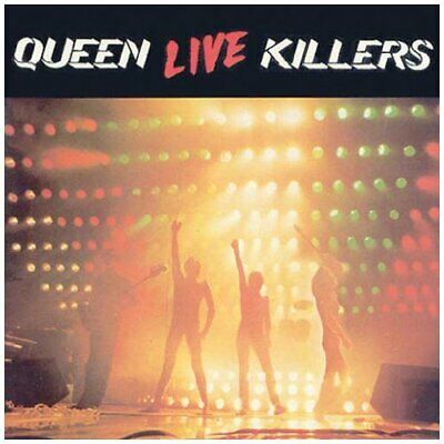 Queen - Live Killers - Queen CD V3VG The Cheap Fast Free Post The Cheap Fast