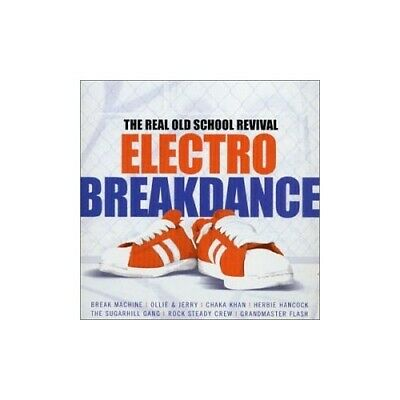 Various Artists - Electro Breakdance - Various Artists CD P8VG The Cheap Fast