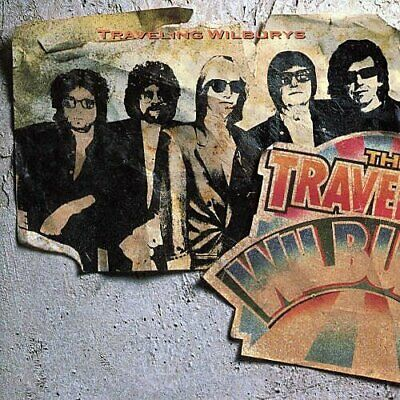 The Traveling Wilburys - The Traveling Wilburys - The Traveling Wilburys CD OVVG