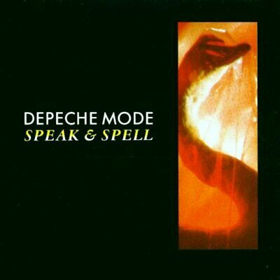Depeche Mode - Speak & Spell - Depeche Mode CD ADVG The Cheap Fast Free Post The