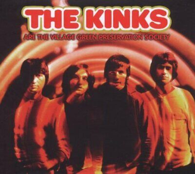 The Kinks - The Village Green Preservation Society - The Kinks CD J0VG The Cheap