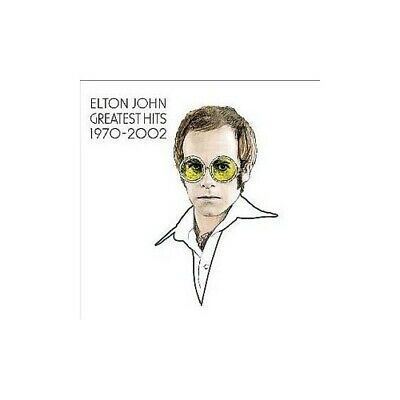 John, Elton - The Greatest Hits 1970 - 2002 - John, Elton CD 06VG The Cheap Fast