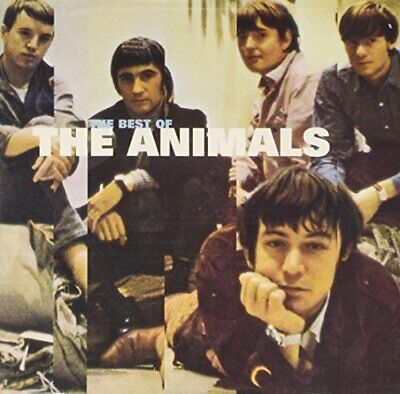 The Animals - The Best Of The Animals - The Animals CD CEVG The Cheap Fast Free