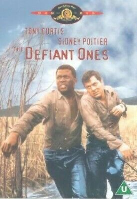 The Defiant Ones [DVD] - DVD  CIVG The Cheap Fast Free Post