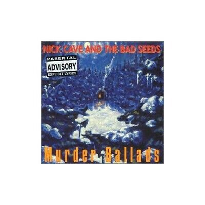 Nick Cave and the Bad Seeds - Murder Ba... - Nick Cave and the Bad Seeds CD YKVG