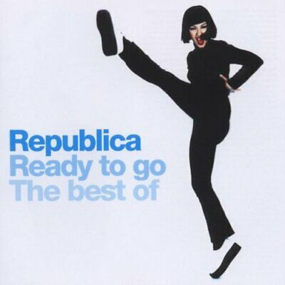 Republica - Ready To Go - Republica CD IKVG The Cheap Fast Free Post The Cheap