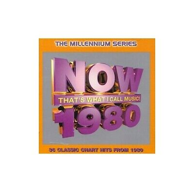 Now That's What I Call Music 1980 - Millennium Series - Various Artists CD KGVG
