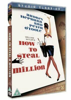 How To Steal A Million [DVD] - DVD  VEVG The Cheap Fast Free Post