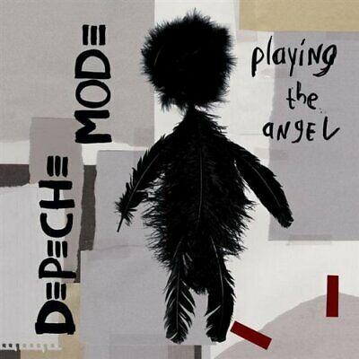 Depeche Mode - Playing the Angel - Depeche Mode CD MEVG The Cheap Fast Free Post