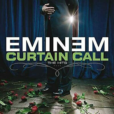 Eminem - Curtain Call- The Greatest Hits [Deluxe Edition] - Eminem CD 1GVG The