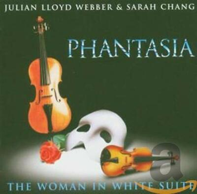 Lloyd Webber: Phantasia - Woman In White Suite -  CD 2MVG The Cheap Fast Free