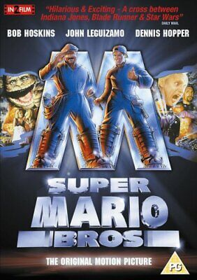 Super Mario Bros - The Original Motion Picture [DVD] - DVD  30VG The Cheap Fast