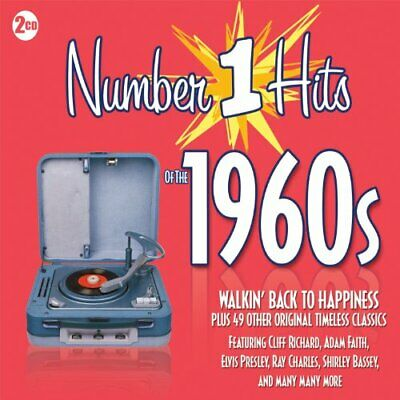 Various Artists - Number 1 Hits Of The 1960s - Various Artists CD L0VG The Cheap