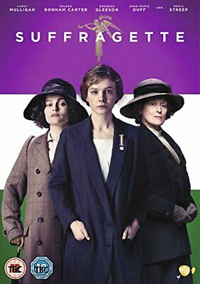 Suffragette [DVD] [2015] - DVD  DKVG The Cheap Fast Free Post