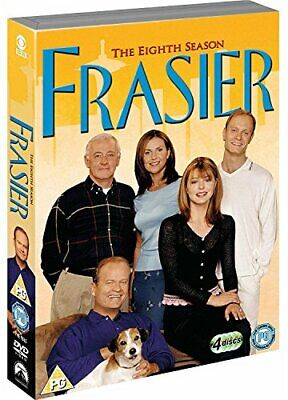Frasier: The Complete Season 8 [DVD] - DVD  OWVG The Cheap Fast Free Post