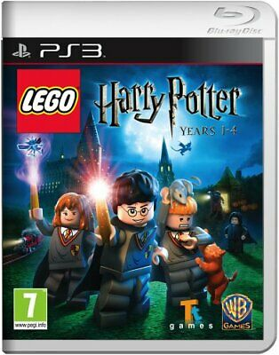 LEGO Harry Potter Years 1-4 (PS3) - Game  AUVG The Cheap Fast Free Post