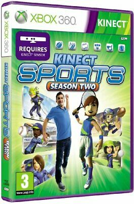 Kinect Sports: Season 2 - Kinect Required (Xbox 360) - Game  86VG The Cheap Fast