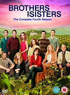Brothers And Sisters - Season 4 [DVD] - DVD  ACVG The Cheap Fast Free Post