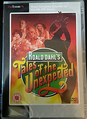 Tales of the Unexpected: Vol. 1 -  4 Classic  Episodes [DVD] - DVD  7KVG The