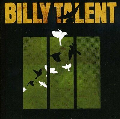 Billy Talent - III - Billy Talent CD C2VG The Cheap Fast Free Post The Cheap