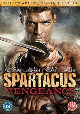 Spartacus - Vengeance [DVD] - DVD  1OVG The Cheap Fast Free Post