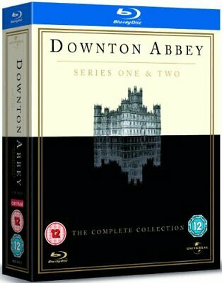 Downton Abbey - Series 1 & 2 [Blu-ray] [Region Free] - DVD  24VG The Cheap Fast