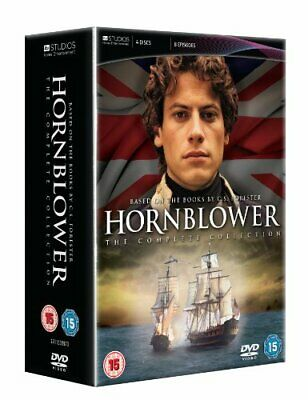 Hornblower - Complete Collection [DVD] - DVD  F2VG The Cheap Fast Free Post