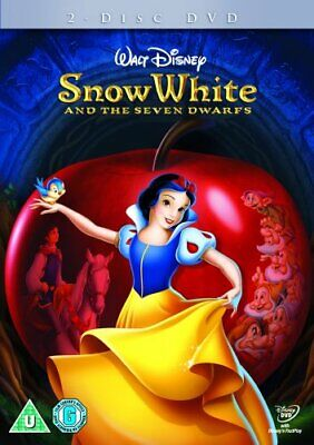 Snow White And The Seven Dwarfs (2 Disc Platinum Edition) [DVD] - DVD  M2VG The