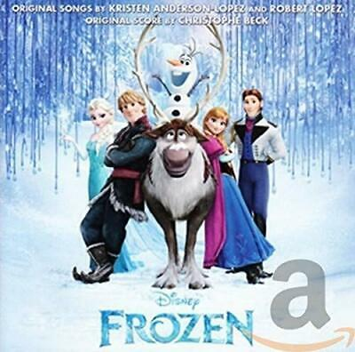 Various Artists - Frozen - Various Artists CD 44VG The Cheap Fast Free Post The