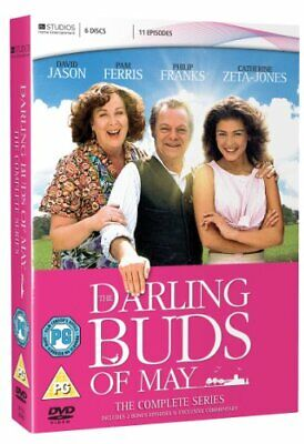The Darling Buds of May - Complete Collection [DVD] - DVD  DQVG The Cheap Fast