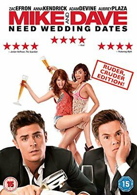 Mike and Dave Need Wedding Dates [DVD] - DVD  LYVG The Cheap Fast Free Post