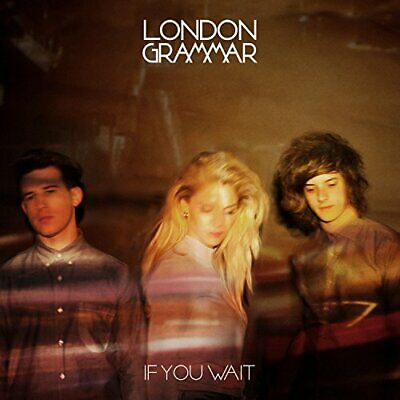 London Grammar - If You Wait - London Grammar CD YKVG The Cheap Fast Free Post