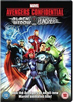 Avengers Confidential - Black Widow And Punisher [DVD] [2014] - DVD  NEVG The