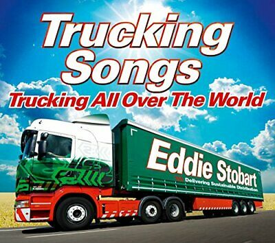 Eddie Stobart Trucking Songs - Trucking All Over The World -  CD MQVG The Cheap