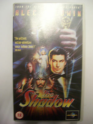 THE SHADOW [2004] VHS – Alec Baldwin, John Lone, Ian McKellen