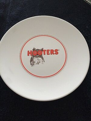 """Hooters 8"""" Plate Official Licensed Product"""