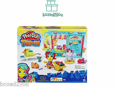Hasbro PLAY-DOH Town - PET STORE- Playset  Brand New Ages 3+