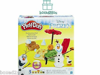 Hasbro PLAY-DOH Disney Frozen SUMMERTIME OLAF  Brand New Ages 3+