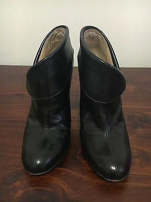 Robert Robert, Black Ladies Boots - Size 8.5