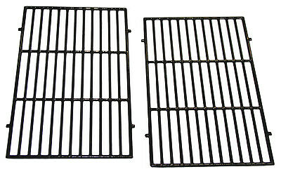 Porcelain Coated Cast Iron Grill Grates 7638 for Weber Spirit 300 Series hy7638