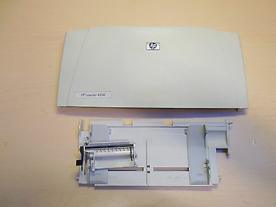 HP 4250 Front Cover with Tray#1 Feed assy- Used